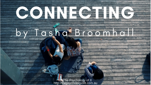 Connecting by Tasha Broomhall