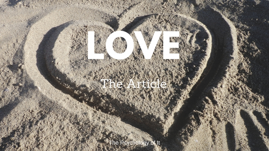 Love: The Article