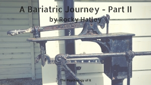 A Bariatric Journey - Part II