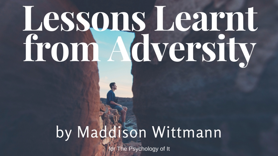 Lessons Learnt from Adversity by Maddison Wittmann
