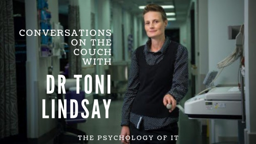 Conversations on the Couch with Dr Toni Lindsay